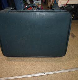 Bavul çantası suni deri 75x52x20