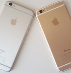 IPhone 6s χρυσό χρώμα 32GB