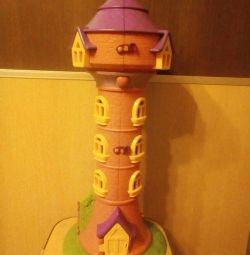 Башня Замок Понивиль.
