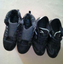 Ανδρικά παπούτσια 34-35r-p