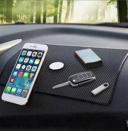 Anti-Slip Car Phone Mat