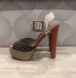 Sandale 4 tipuri