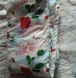 Детское одеяло ватное