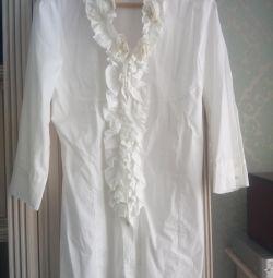 Λευκή μπλούζα Ντόρι, Μ
