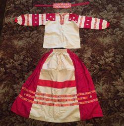 Costum popular (folclor) rusesc