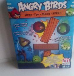 Игра Angry Birds торг