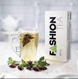 Νόστιμο, φυσικό τσάι στις πυραμίδες
