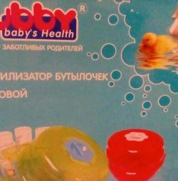 Sterilizator pentru sticle