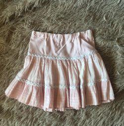 Skirt for girl 4-6 years