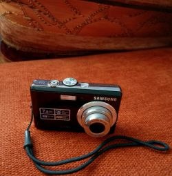 Фотоаппарат цифровой samsung