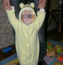 Το αρκουδάκι είναι ένας μικρός άνθρωπος. Σε 6 μήνες