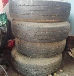I will sell 4 wheels