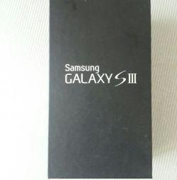 Κουτί από το Samsung Galaxy 3