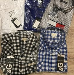 Sell new men's shirts