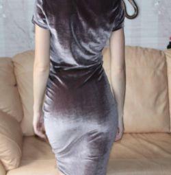 Φόρεμα barharnoe κομψή υπόθεση