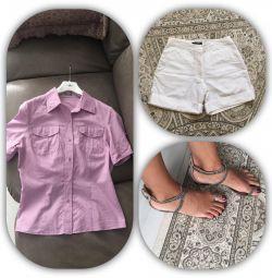 Фірмові шорти на літо різні моделі
