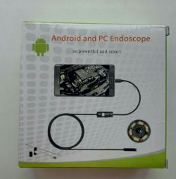 USB Endoscope Camera for PC and Android