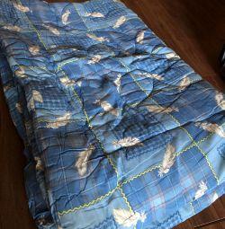 1.5 sleeping quilt