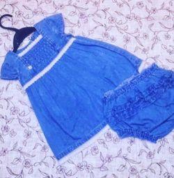 Ύψος φόρεμα 62-68 cm