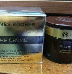 Riche Creme, Yves Rocher Rich Cream