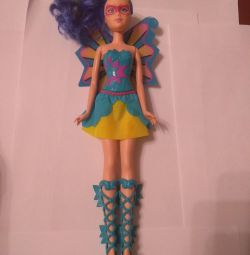 Doll Super heroine.