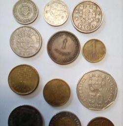 Portekiz Paraları