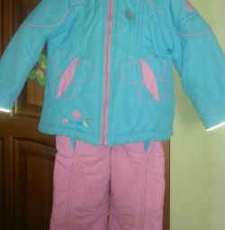 Children's jacket 86 rr