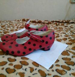 Παπούτσια για κορίτσια.