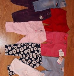 Μοντέρνα ρούχα για κορίτσια