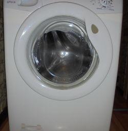 Το πλυντήριο Candy GC4, που δεν λειτουργεί με s / n