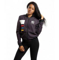 Women's jacket Adidas with a zipper