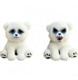 Toy Feisty pets Bear Good Evil 21 cm