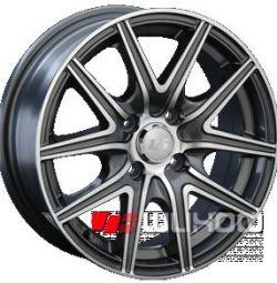 Колесные диски LS Wheels LS 188 6x14 PCD 4x100.0 ET 39 DIA 73.1 SF