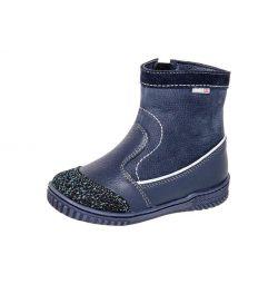 Μπότες μπλε άνοιξη / φθινόπωρο 23-26 επιχείρηση Lel