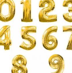 Balls Numbers