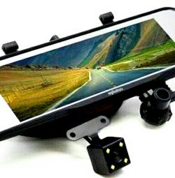 Car DVR Mirror Eplutus