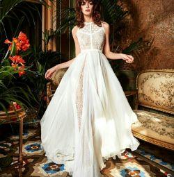 Свадебное платье в стиле бохо Yolan Cris Cheshire