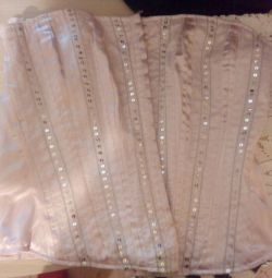 New corset from France, size 46