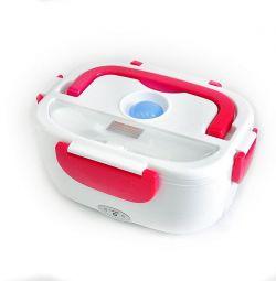 Cutie de prânz încălzită Electric Lunch Box.