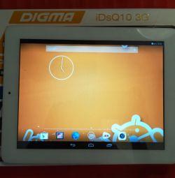Планшет DIGMA 10