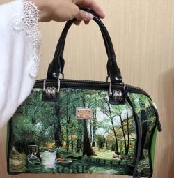Φυσική τσάντα Velina Fabbiano