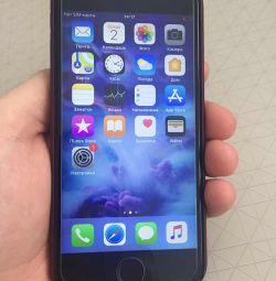 iPhone 7 256gb Черный матовый