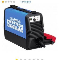 Εργαλείο κοπής πλάσματος με συμπιεστή BlueWeld Prestige Plasma