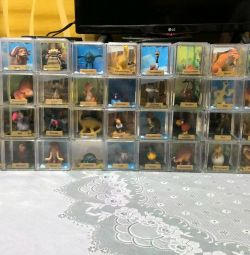 49 Ice Age Collection Cubes