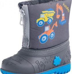 Yeni snowboots Kotofey