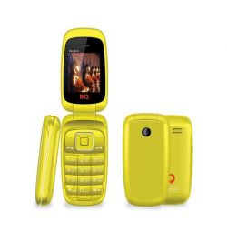 Phone BQ 1801 Bangkok Yellow