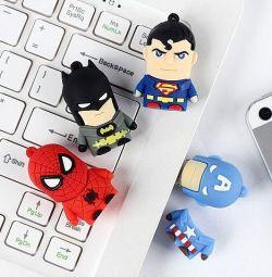 USB Flash Drive Δώρο 32 GB - Νέα