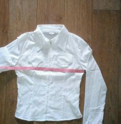 School blouse 164rost