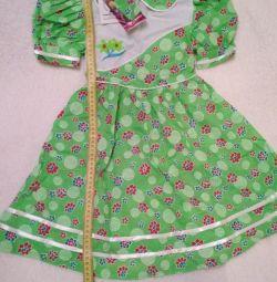 Плаття для дівчинки 5 років