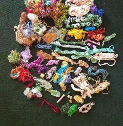 Floss threads